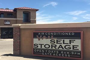 Vail Self Storage Facility